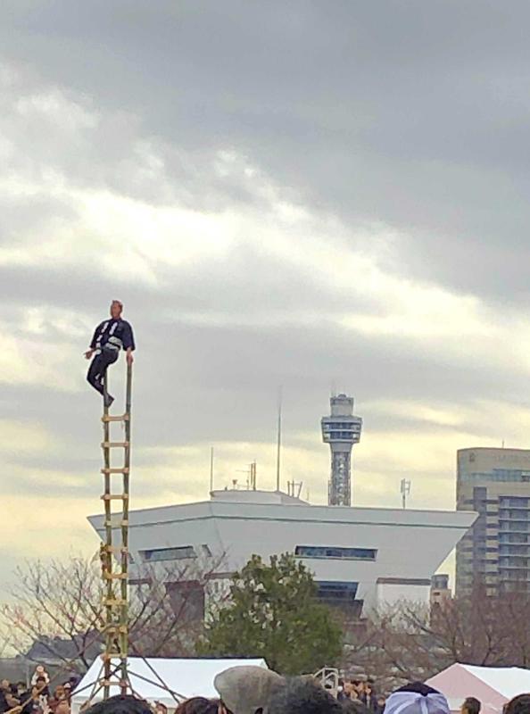 出初め式@横浜みなとみらい